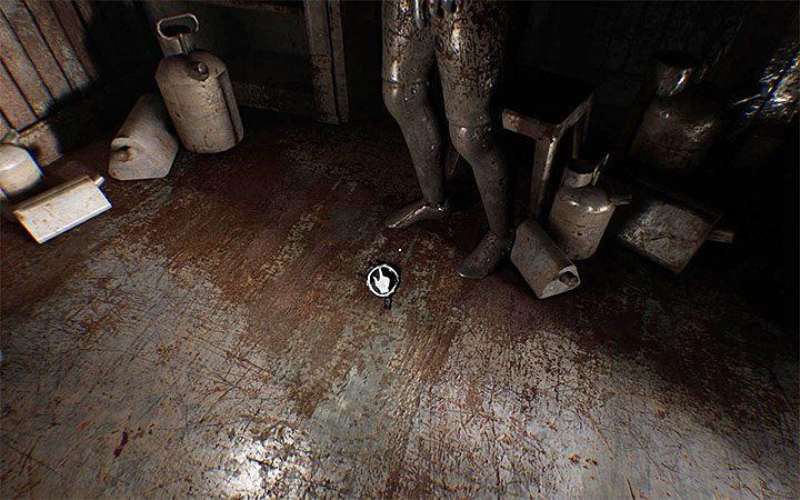 Вернитесь в центральную комнату и осмотрите правильный проход - Загадка с котлом Решение загадки в Layers of Fear 2 - Layers of Fear 2 - Руководство по игре