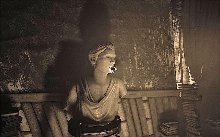 Вернитесь к манекену и пообщайтесь с ним, чтобы вернуться к первоначальному варианту спальни - Головоломка в спальне. Решение загадки в Layers of Fear 2 - Layers of Fear 2 - Руководство по игре
