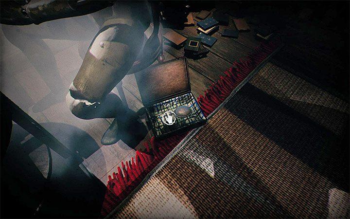 3 - Головоломка в спальне Решение загадки в Layers of Fear 2 - Layers of Fear 2 - Руководство по игре