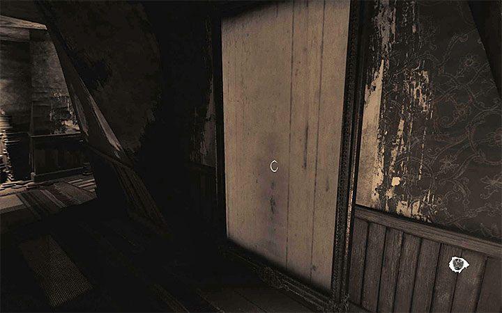 4 - Головоломка в спальне Решение загадки в Layers of Fear 2 - Layers of Fear 2 - Руководство по игре