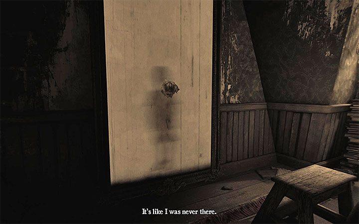 Вернитесь к манекену над кроватью, чтобы вернуться к первоначальному размеру - Головоломка в спальне. Решение загадки в Layers of Fear 2 - Layers of Fear 2 - Руководство по игре