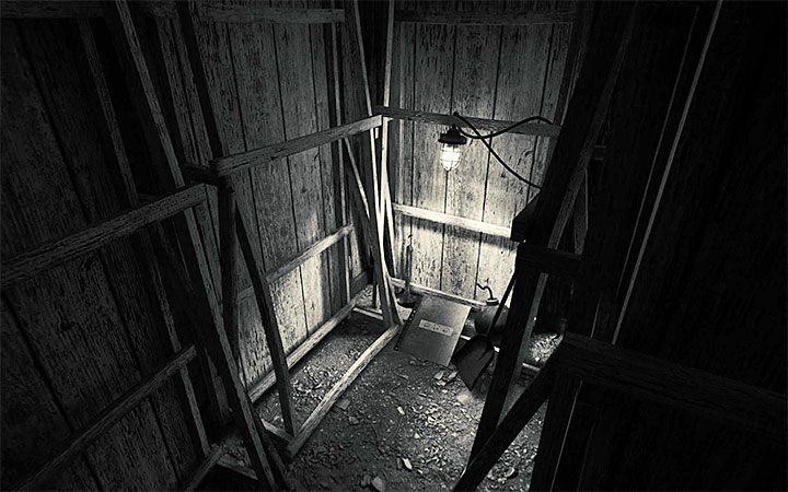 1 - Zagadka z sejfem   Rozwiązanie zagadki w Layers of Fear 2 - Layers of Fear 2 - poradnik do gry