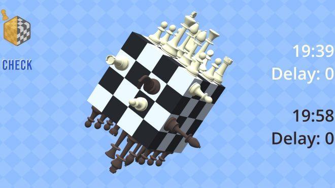 В ожидании: Cubic Chess
