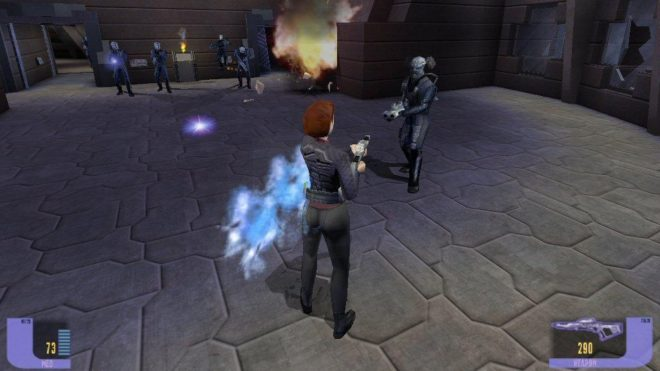 Star Trek: Deep Space Nine: The Fallen (2000)