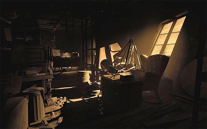 Вам нужно разгадать эту загадку после прибытия в офис - Zagadka z rakietad Решение загадки в Layers of Fear 2 - Layers of Fear 2 - Руководство по игре