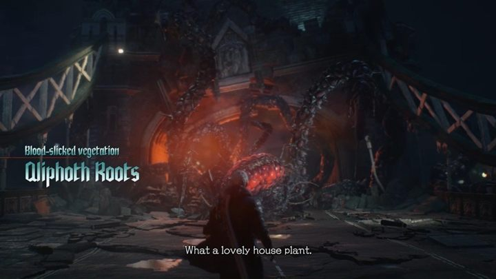 Where to find it: Mission 01 - Nero - Qliphoth Roots Boss Fight Guide for DMC5 - Bosses - Devil May Cry 5 Guide