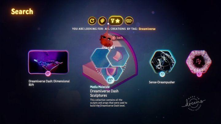 Dreams studia Media Molecule cieszy się sporym zainteresowaniem i śmiało można stwierdzić, że kreator znalazł sporo fanów - Czy do gry Dreams powstaje dużo zawartości i nowych snów? - Dreams - poradnik do gry