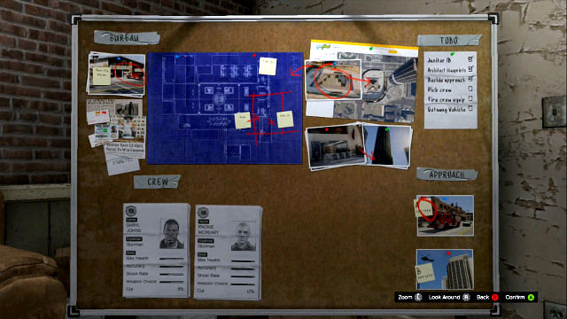 Choice of approach and crew takes place during planning the robbery - Choices during robberies - Choices and endings - Grand Theft Auto V Game Guide