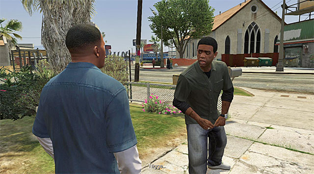 Lamar is Franklins friend - Basic information - Friendships and Love Affairs - Grand Theft Auto V Game Guide