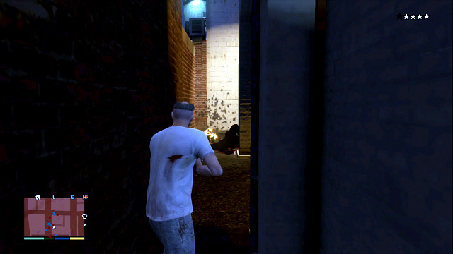 Stars determines the usage of police forces - Police and its actions - Basics - Grand Theft Auto V Game Guide