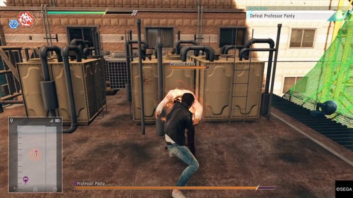 When is it available: Chapter 2: Beneath the Surface - Yagami Detective Agency | Judgment side investigations walkthrough - Side investigations - Judgment Guide