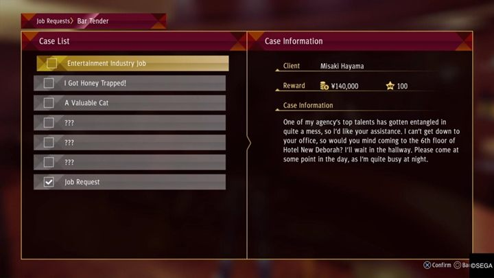 Cash is quite useful in Judgment - you can buy items in stores (including very expensive gifts for the women we date), and spend in the Quickstarter app (this option becomes available later) where you can spend money to fund interesting projects and unlock access to new skills, consumables, etc - How to make a lot of money in Judgment? - FAQ - Judgment Guide