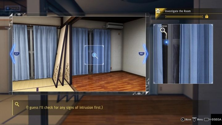 Description: The quest can only happen at night - Genda Law Office | Judgment side investigations walkthrough - Side investigations - Judgment Guide