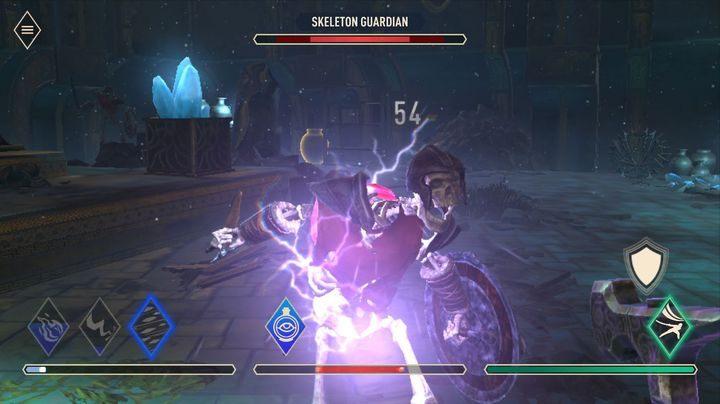 Z zaklęć powinien korzystać każdy, gdyż punkty magii regenerują się samoistnie w trakcie walki i poza nią - Zaklęcia w The Elder Scrolls Blades - The Elder Scrolls Blades - poradnik do gry