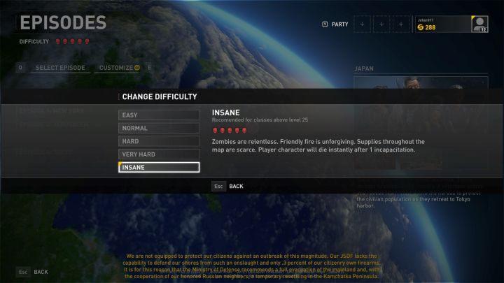 Вы можете изменить уровень сложности в главном меню до начала игры. - Можете ли вы изменить уровень сложности в мировой войне Z? - FAQ - World War Z Guide
