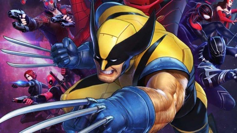 Лучшие игры по вселенной Marvel