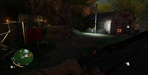 Sometimes you can see animal cages in outposts - Taking over the outposts - Outposts - Far Cry 3 - Game Guide and Walkthrough