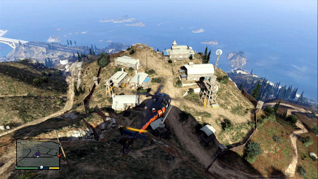 Altruist Camp - Others - The most interesting places - Grand Theft Auto V Game Guide