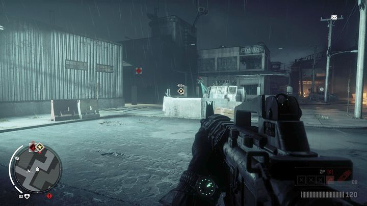 Once you reach the place, you will have to deal with a small KPA patrol - Elmtree - Red zone | Key Points - Key Points - Homefront: The Revolution Game Guide & Walkthrough