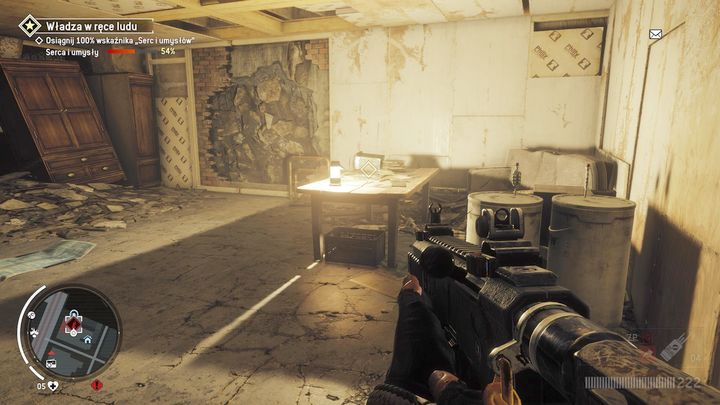 Once you enter inside, get to the basement - Ashgate - Yellow zone | Key Points - Key Points - Homefront: The Revolution Game Guide & Walkthrough