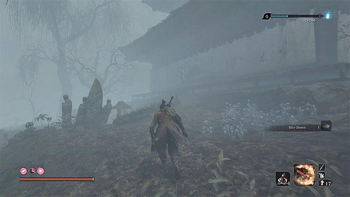 Location: Ashina Depths [Hidden Forest] - Mist Noble   Sekiro Shadows Die Twice Boss Fight - Bosses - Sekiro Guide and Walkthrough