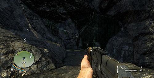 Вы окажетесь перед входом в пещеру, как показано на скриншоте - Северный остров - Северо-западная часть - Культовые объекты - Far Cry 3 - Руководство по игре и прохождение игры
