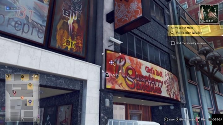 Go to Mijore Cafe and talk to the man about the details of the murder - Chapter 1 Three Blind Mice | Judgment Walkthrough - The main storyline - Judgment Guide