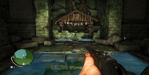 Спуститесь по лестнице, где в комнате на алтаре находится статуэтка - Северный остров - Южная часть - Объекты культа - Far Cry 3 - Руководство по игре и прохождение игры