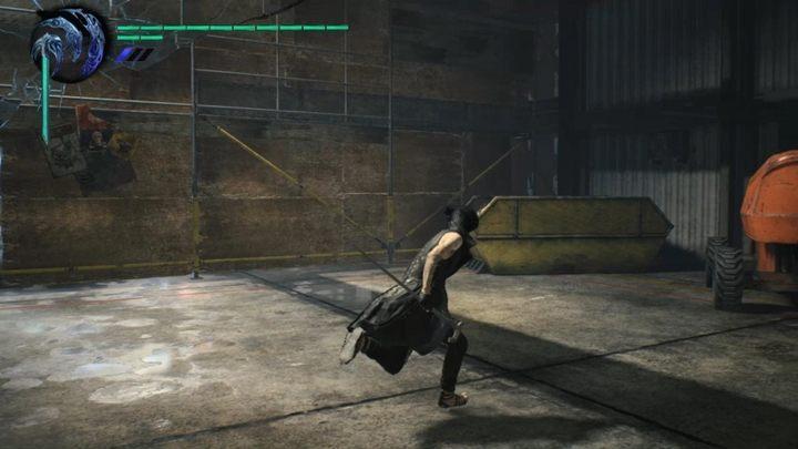 1 - Secret mission 04 walkthrough for Devil May Cry 5 - Secret missions - Devil May Cry 5 Guide