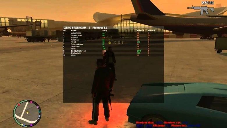 Картинки по запросу Multiplayer in GTA IV