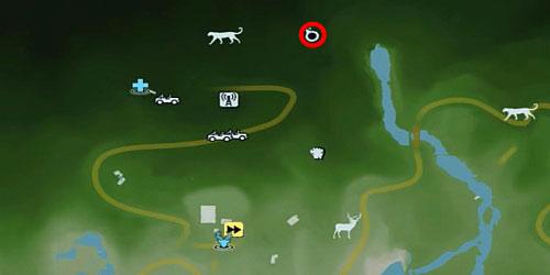 2 - Северный остров - Южная часть - Культовые объекты - Far Cry 3 - Руководство по игре и прохождение игры