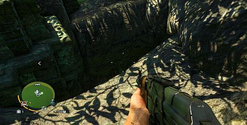 В области, обозначенной номером двенадцать, в земле есть дыра - Северный остров - Южная часть - Объекты культа - Far Cry 3 - Руководство по игре и прохождение игры