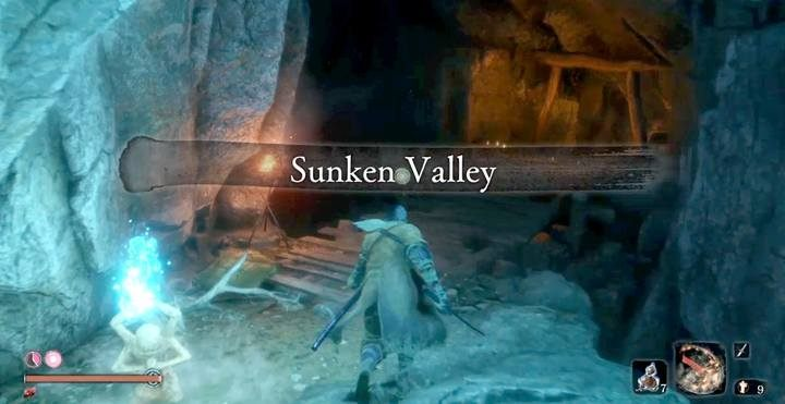 After reaching the Fortress with the Snake Eyes Shirafuji boss, go into the dungeon behind the wall of the Fortress - Long-arm Centipede Giraffe   Sekiro Shadows Die Twice Boss Fight - Bosses - Sekiro Guide and Walkthrough