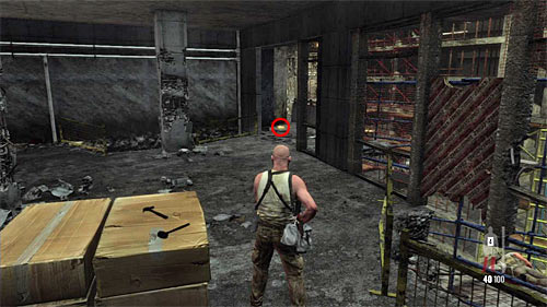 SECRET 12 [Golden Gun - RPG 3/3]: On the external balcony in the upper area where you plant C4 on red pillars - Clues and Golden Guns - Chapter XII - Collectibles - Max Payne 3 - Game Guide and Walkthrough