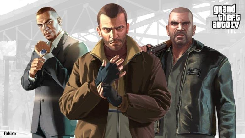 Картинки по запросу GTA IV characters