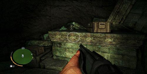 Пройдите внутрь и спуститесь по лестнице - Северный остров - Юго-восточная часть - Объекты культа - Far Cry 3 - Руководство по игре и прохождение игры