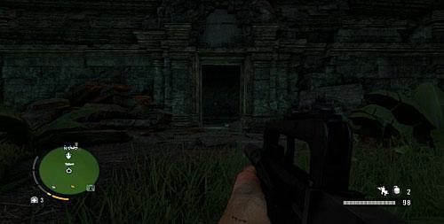 Чуть южнее от области, обозначенной как номер два, вы найдете храм, показанный на скриншоте - Северный остров - Юго-восточная часть - Культовые объекты - Far Cry 3 - Руководство по игре и прохождение игры