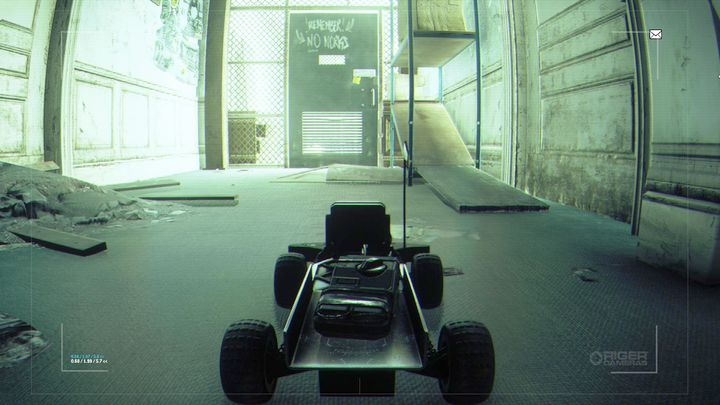 When you get access to a remote car, get back to the hole - Lombard - Red zone | Key Points - Key Points - Homefront: The Revolution Game Guide & Walkthrough