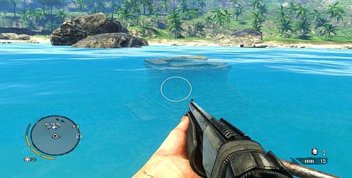 Прежде чем отправиться туда, приготовьте шприц для глубокого погружения - Северный остров - Юго-восточная часть - Объекты культа - Far Cry 3 - Руководство по игре и прохождение игры