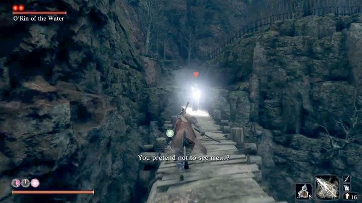 To reach the last boss of Ashina Depths, you have to go through Mibu Village and activate Water Mill Sculptors Idol - Corrupted Monk   Sekiro Shadows Die Twice Boss Fight - Bosses - Sekiro Guide and Walkthrough