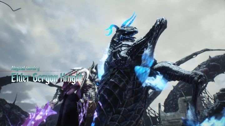 Where to find it: Mission 05 - The Devil Sword Sparda - Elder Geryon Knight Boss Fight Guide for DMC5 - Bosses - Devil May Cry 5 Guide