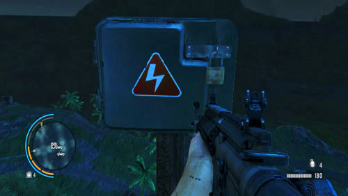 In order to uncover new map areas, you need to climb radio towers - Radio towers - Far Cry 3 - Game Guide and Walkthrough