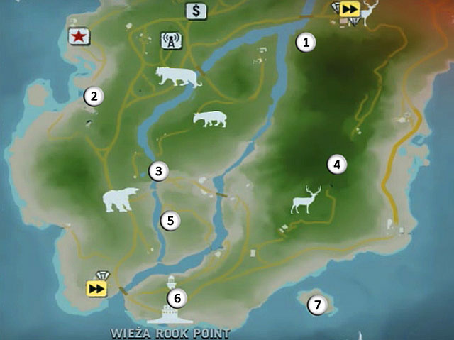 1 - The Northern Island - Northern Peninsula - Cult Objects - Far Cry 3 - Game Guide and Walkthrough