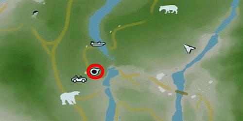 2 - Северный остров - Северный полуостров - Культовые объекты - Far Cry 3 - Руководство по игре и прохождение игры