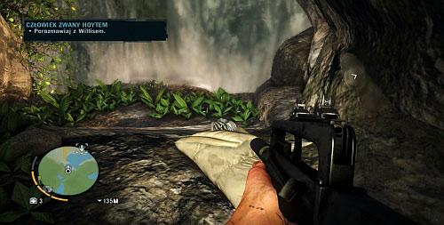 Вы окажетесь перед входом в туннель, в конце которого находится статуэтка (на спальном мешке) - Северный остров - Северный полуостров - Объекты культа - Far Cry 3 - Руководство по игре и прохождение игры
