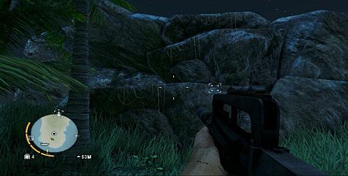 Попасть на остров с восточного направления - Северный остров - Северо-западная часть - Культовые объекты - Far Cry 3 - Руководство по игре и прохождение игры