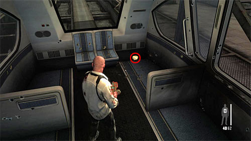 SECRET 7 [Golden Gun - RPD 3/3]: At the end of train in which you get to the place of final battle - Clues and Golden Guns - Chapter XIV - Collectibles - Max Payne 3 - Game Guide and Walkthrough