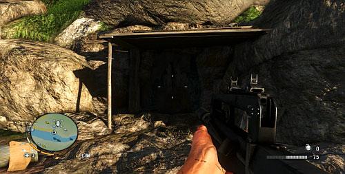 Доберитесь до области, отмеченной красным кружком на скриншоте - Северный остров - Северный полуостров - Культовые объекты - Far Cry 3 - Руководство по игре и прохождение игры