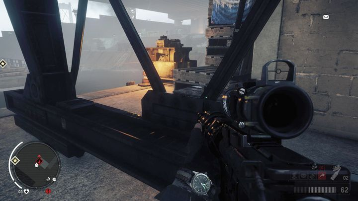 Once you get there and deal with the patrolling units - Old Town - Red zone | Key Points - Key Points - Homefront: The Revolution Game Guide & Walkthrough