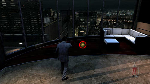 SECRET 10 [Golden Gun - Mini-30 Rifle 3/3]: In the small room next to the helicopters airstrip - Clues and Golden Guns - Chapter II - Collectibles - Max Payne 3 - Game Guide and Walkthrough